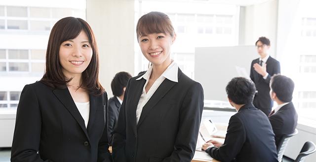 凪探偵事務所が選ばれる理由04:女性スタッフが在籍